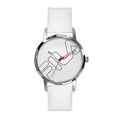 【FILA 斐樂】/經典LOGO手錶(男錶 女錶 )/38-313-003/台灣總代理原廠公司貨兩年保固