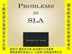 二手書博民逛書店Problems罕見In SlaY364682 Long, Michael H. Lawrence Erlba