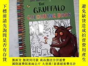 二手書博民逛書店The罕見gruffalo colouring bookY198833