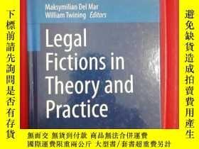 二手書博民逛書店Legal罕見Fictions in Theory and Pr
