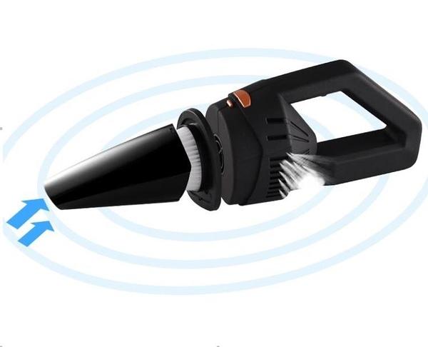 車載吸塵器無線充電小型手持式強力家車兩用大功率汽車內吸塵