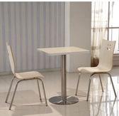 漢堡店奶茶面館飯店桌椅小吃店快餐桌椅組合 4人位 經濟型igo 夢依港