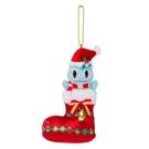 【五折】聖誕節 傑尼龜 吊飾 娃娃 寶可夢 日本正品 該該貝比日本精品