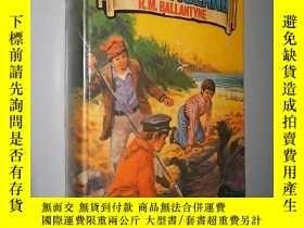 二手書博民逛書店Coral罕見Island by R. M. Ballantyn