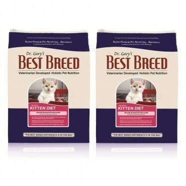 【BEST BREED】貝斯比 幼貓高營養配方 飼料 1.8kg X 2包