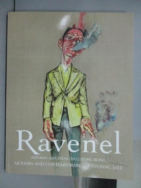 【書寶二手書T7/收藏_PDT】Ravenel_Modern and…Evening Sale_2012/11/25