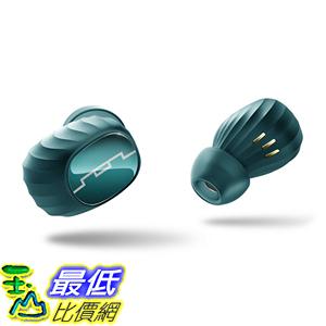 [106美國直購] Sol Republic SOL-EP1190TL 綠 耳塞式 入耳式耳機 Truly Amps Air Headphones, Teal