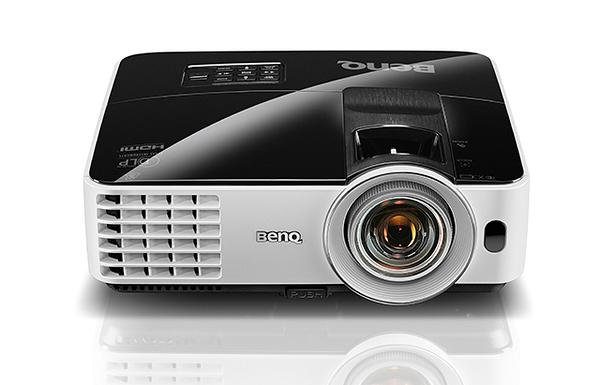 BenQ MX631ST 短焦投影機【3200 流明 / 1.5 公尺就能投影 80 吋大畫面】