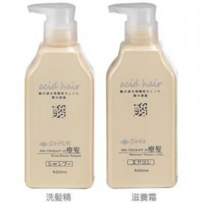 KAFEN acid hair亞希朵~酸蛋白保濕洗髮精/滋養霜 (300ml) 2款可選【小三美日】