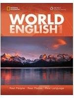 二手書博民逛書店《World English 1: Real People, Real Places, Real Language》 R2Y ISBN:1424050154