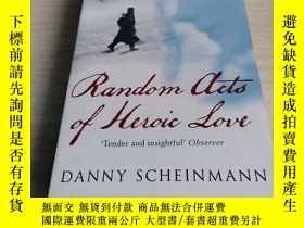 二手書博民逛書店Random罕見Acts Of Heroic Love: The