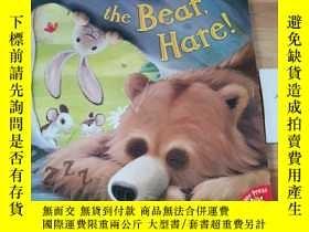 二手書博民逛書店Don t罕見Wake the Bear,HareY246207