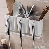 廚房筷子籠家用筷子架瀝水餐具置物架筷子筒掛式筷籠筷子收納架·Ifashion