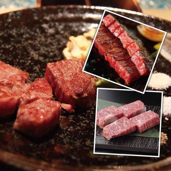 【買1送1】日本近江A5黑毛和牛霜降去骨小排1片組(110公克/1片)