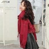 外套早秋季女裝年新款牛仔外套學生開學季春款韓版寬鬆百搭潮 交換禮物