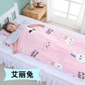 嬰兒睡袋兒童秋冬款寶寶純棉小孩被子幼兒冬季加厚大童防踢被神器  布衣潮人