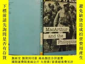 二手書博民逛書店world罕見at war macrthur and the p