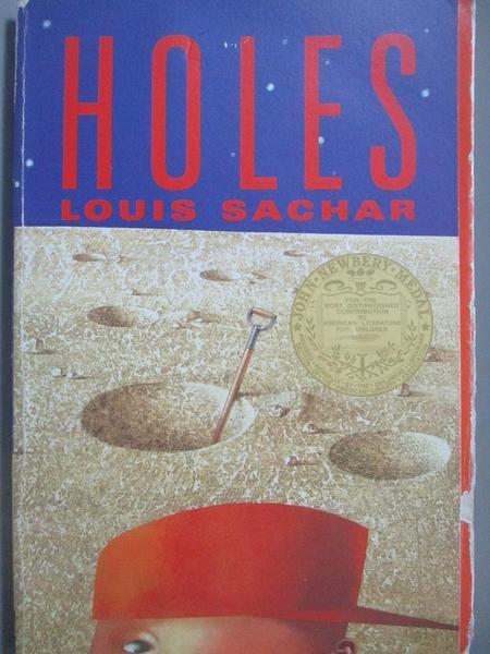 【書寶二手書T4/原文小說_OJO】Holes_精平裝: 平裝本
