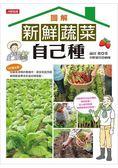圖解新鮮蔬菜自己種