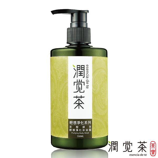 茶寶潤覺茶 茶樹綠茶輕感淨化沐浴露(350ml) 【屈臣氏】