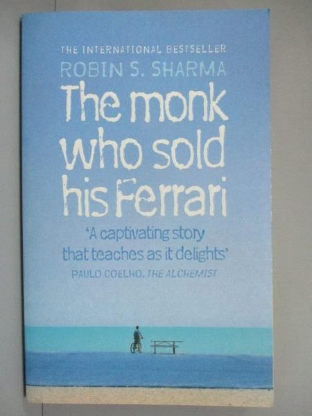 【書寶二手書T9/大學教育_ISC】The Monk Who Sold His Ferrari_Robin S. Sha