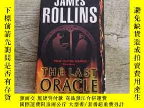 二手書博民逛書店The罕見Last OracleY402140 James Rollins 著 Harpercollins