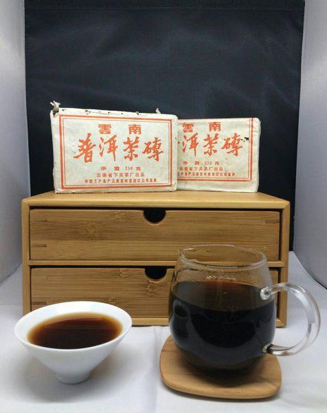 【茗想茶藏】普洱茶磚-下關淨重磚