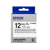 【高士資訊】EPSON 12mm LK系列 原廠 盒裝 防水 標籤帶 耐久型系列