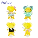 【日本正版】庫洛魔法使 小可 玩偶吊飾 絨毛玩偶 娃娃 吊飾 透明牌篇 FuRyu ---- 655364