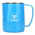 金時代書香咖啡 GABEE. 1407B拉花杯 300CC (藍) HC7104BU