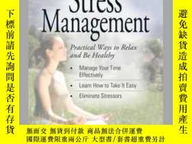 二手書博民逛書店Your罕見Guide to Health: Stress ManagementY410016 Eve Ada