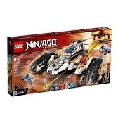 【南紡購物中心】【LEGO 樂高積木】NINJAGO 忍者系列 - 超音速攻擊者71739