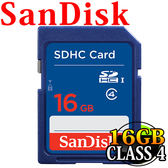 SANDISK SDSDB/16G SD Class4 16G 相機 行車紀錄器