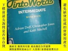 二手書博民逛書店Meanings罕見Into Words Intermediate Teachers Book: An Integ