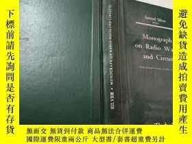 二手書博民逛書店Monograph罕見on radio waves and ci