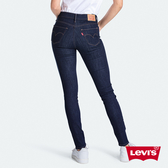 Levis 女款 311中腰縮腹緊身牛仔褲 / 原色基本款 / 彈性布料