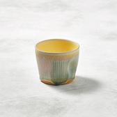 有種創意- 日本手繪陶 - 手握杯 - 豎條紋