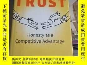 二手書博民逛書店Extreme罕見Trust: Honesty As a Com