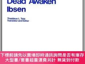 二手書博民逛書店預訂Ghost罕見Sonata And When We Dead Awaken: A Dramatic Epilo