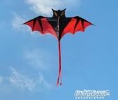 風箏前撐桿蝙蝠風箏成人兒童微風好飛易飛推薦風箏輪線 傑克傑克館
