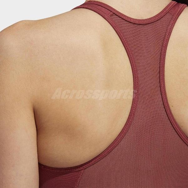 adidas 運動內衣 Dont Rest Alphaskin BOS Sport Bra 紅 女款 基本款【ACS】 GC8176