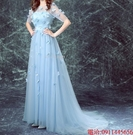 (45 Design)  7天到貨 禮服婚紗晚禮服短款晚宴年會 結婚小禮服短裙 大小顏色款式都能訂製18