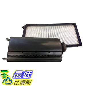 [106美國直購] HF-9 Style HEPA Filter for Eureka Victory & Whirlwind Upright Vacuums 0951A, 60951B, 60285