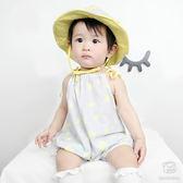 嬰兒短袖連身裝 寶寶無袖兔裝 童裝 CA3332 好娃娃