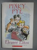 【書寶二手書T2/原文小說_ISX】Pinky Pye_Eleanor Estes