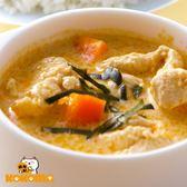 美食饗宴-泰式椰香嫩雞