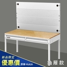[ 家事達 ] 預購款 Tanko-WET-5102W+WQE-53/原木桌/抽屜桌/電腦桌/書桌/工業風桌子