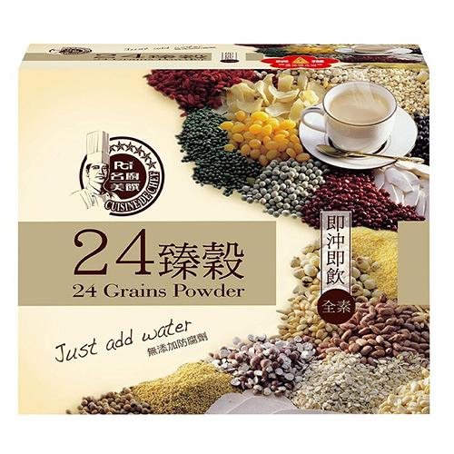 【現貨】名廚美饌 24 臻穀 36公克 X 50包