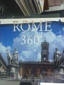 【書寶二手書T2/地理_ZCY】Rome 360_Attilio Boccazzi-Varotto, Marco