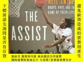 二手書博民逛書店The罕見Assist :Hoops, Hope, the Ga